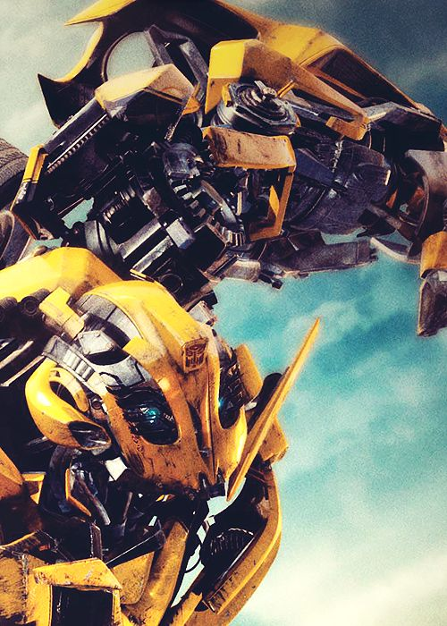 Transformers...my favorite Bumble Bee