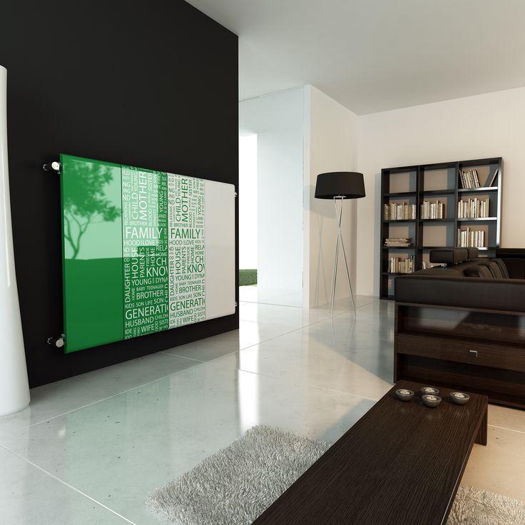 Eleganti Termoarredi Personalizzabili #radiatori #design #livingroom