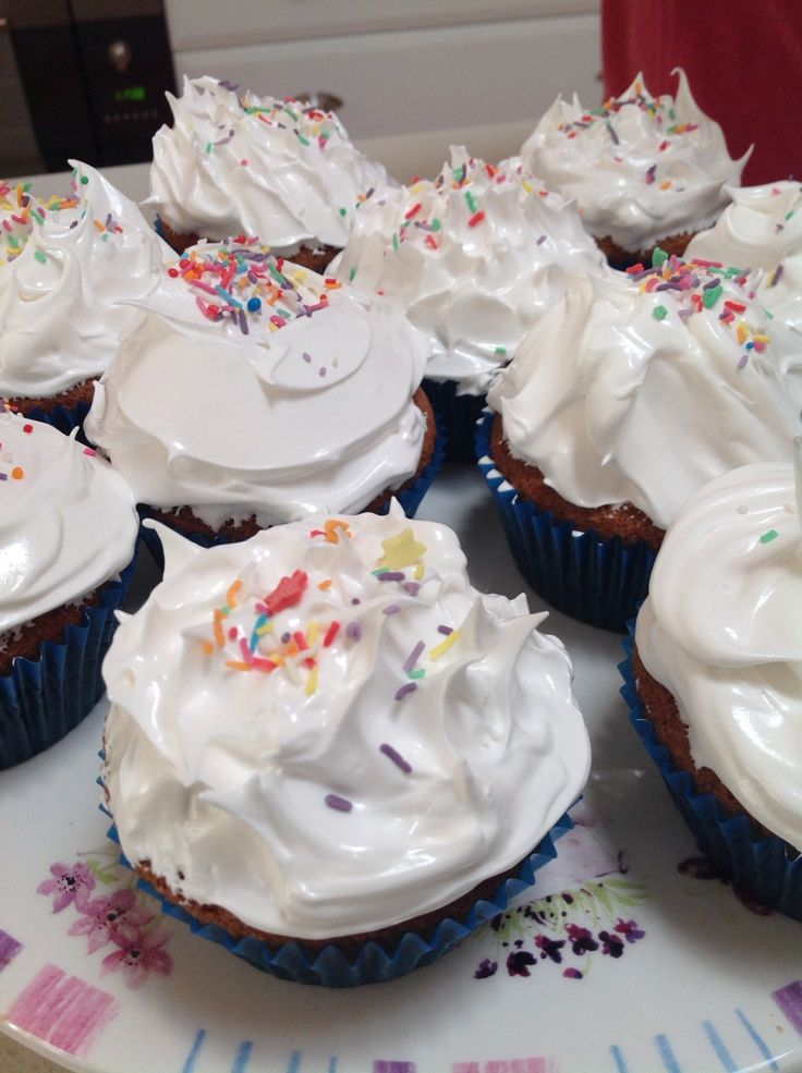 Gabriella Williamson Pinterest // these are my cupcakes