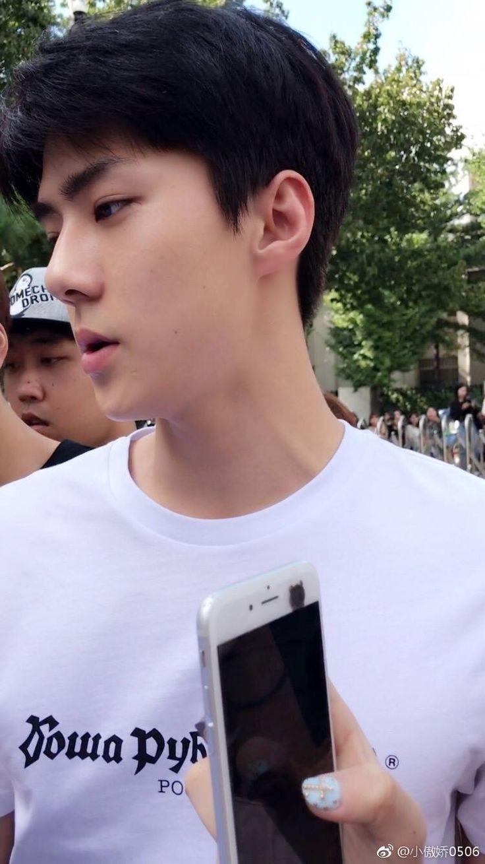 #Sehun #EXO Music Bank