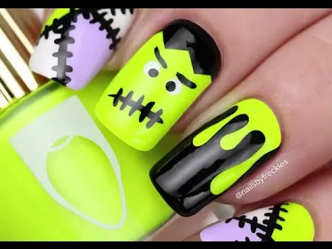 Uñas para Halloween - Halloween nail art design! - http://ezbeautytips.com/1/unas-para-halloween-halloween-nail-art-design/    Decoración de uñas para Halloween o día de muertos. Compilación de videos Diseños súper fáciles de hacer. Halloween compilation nails art! Halloween nail art design!  https://www.avon.com/?repid=16581277