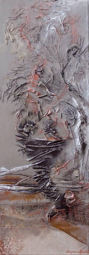 "Saatchi Art Artist Nicoleta Cimpeanu; Painting, """"EVASION"""" #art"