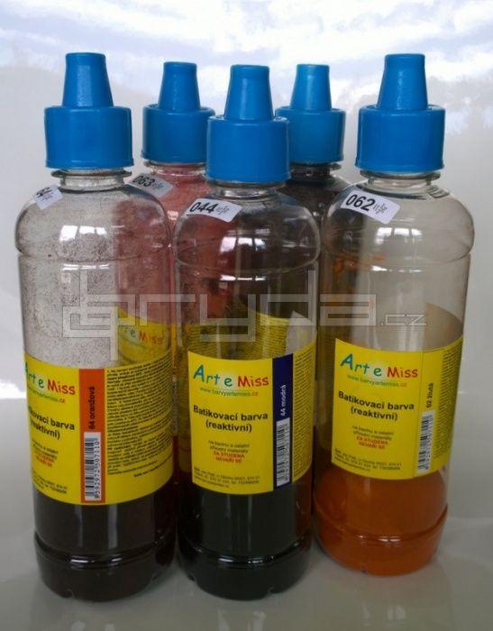 Barvy batikovací reaktivní