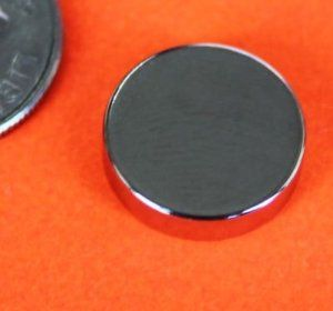 """100 Neodymium Magnets 1/2"""" x 1/10"""" Rare Earth Discs N42 by Applied Magnets. $30.00. Neodymium magnets are the world's strongest magnets. All magnets are not created equal! Applied Magnets offers the highest quality neodymium magnets with consistent performance at lowest price. Our strong neodymium magnets are designed & manufactured to meet stringent quality standards using the latest technology.  Neodymium magnets (also known as Neo, NdFeB, NIB or super magnets) , a type of..."""