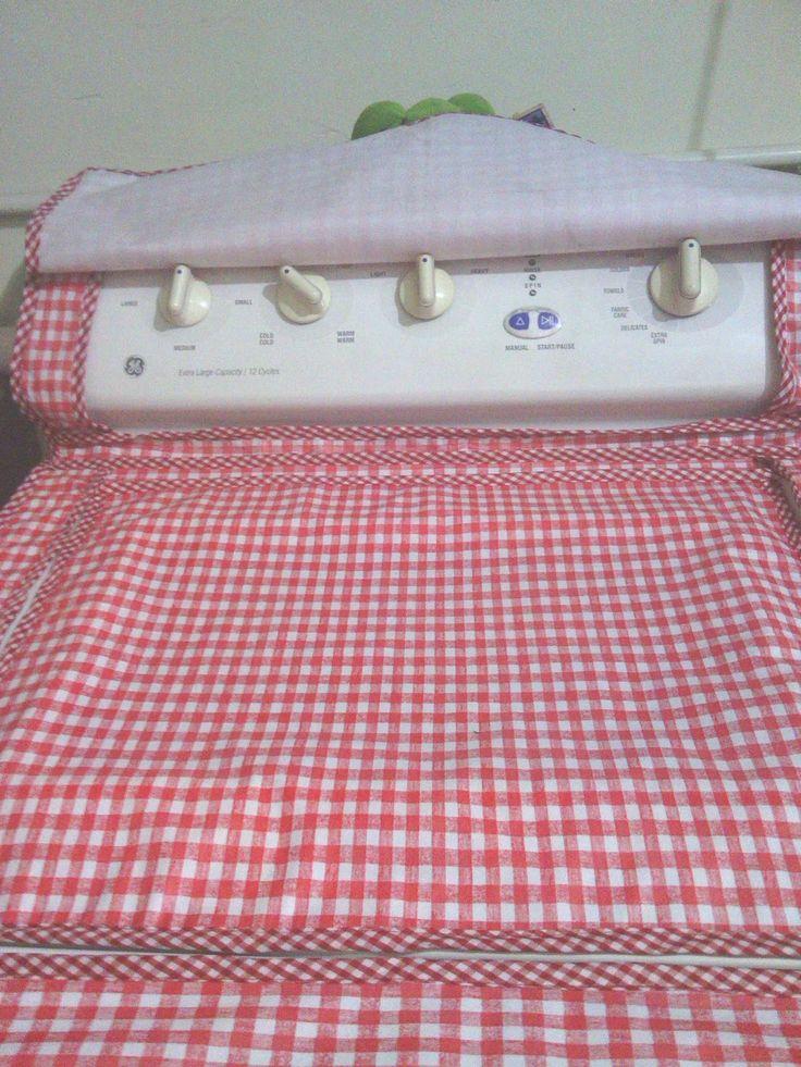 Resultado de imagen para forros en tela para lavadoras