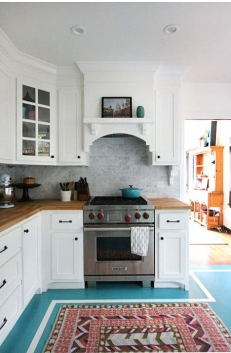609 Best Images About Vintage Kitchens On Pinterest