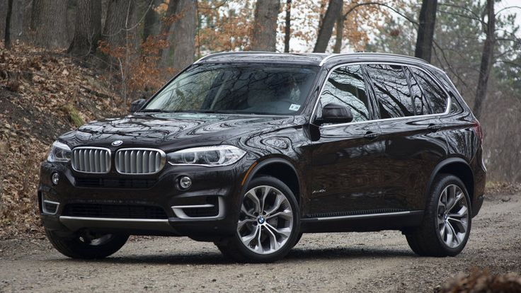 2016 Bmw X5 Xdrive40e Review W Video