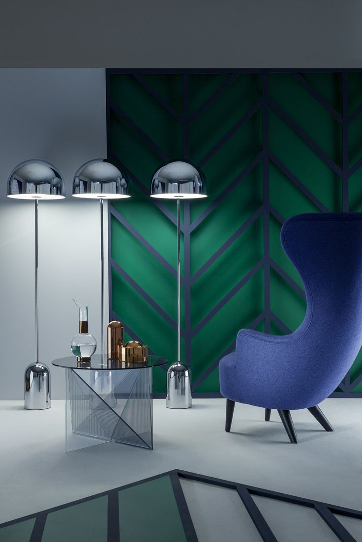 #tomdixon #wingback #furniture #kvadrat #design #chair #floorlighting