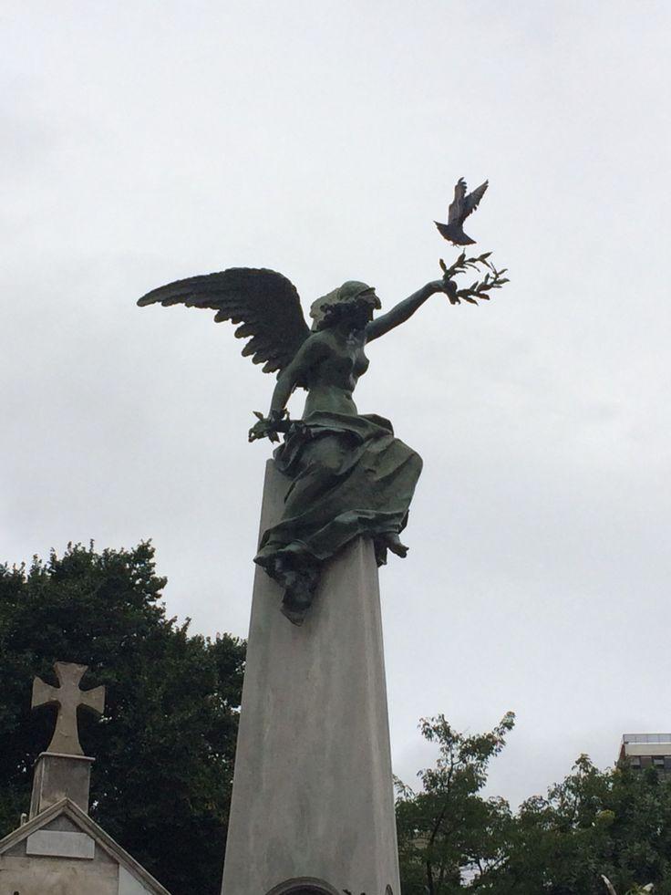 Cementerio de Recoleta- Buenos Aires, Argentina