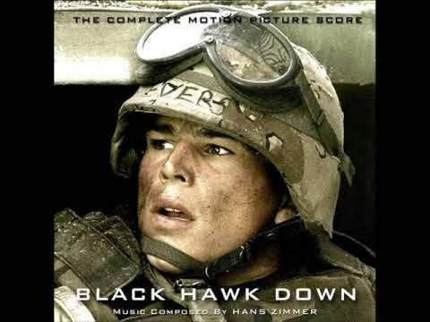 Minstrel Boy - Joe Strummer - Hans Zimmer...great song from the movie black hawk down