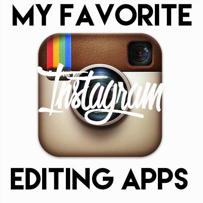 Fave Instagram Editing Apps - #Blogtober14 Day 23 | Helene in Between