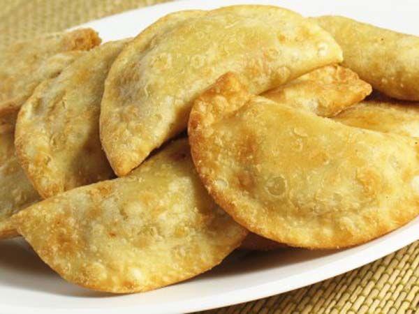 Empanadillas, varias ideas de relleno