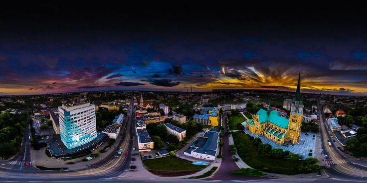 Zdjęcia 360 Łódź