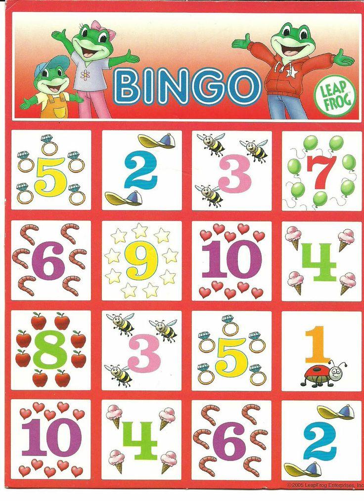 * Bingo cijfer! 3-4