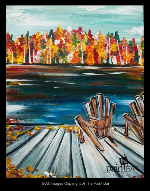 Berkshire View Painting - Jackie Schon, The Paint Bar