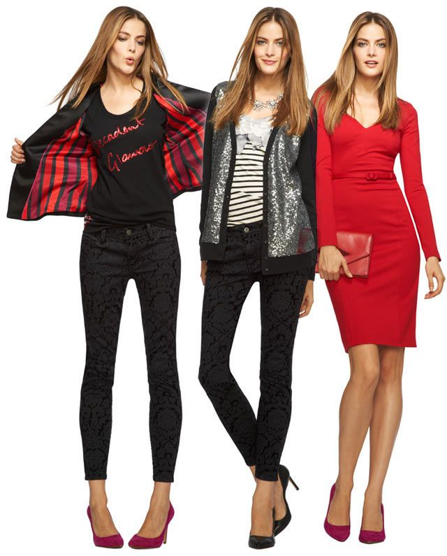 Exclusive: See The Entire Banana Republic L'Wren Scott Collection