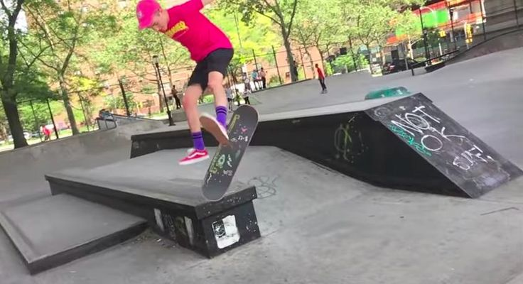 The Most Millennial Skate Video Of All Time