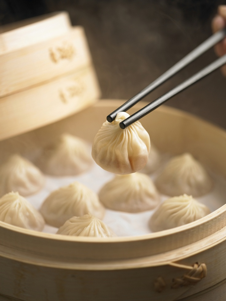 Din Tai Fung's - Steamed Pork Dumplings