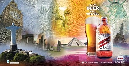 @Layar was used in the Have Beer Will Travel campaign by the iconic Jamaican beer #RedStripe. Scan the image and drink responsibly!