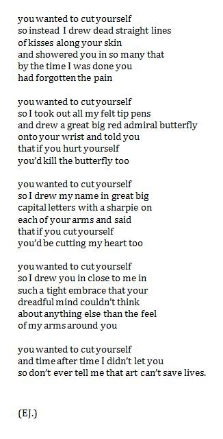 59 best images about self harm quotes on pinterest its