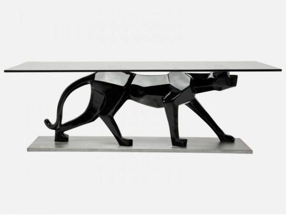 Stolik Kawowy Black Cat Kare Design 78963