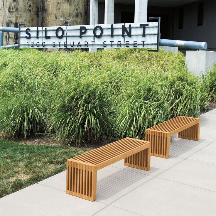 Superb Define Bench Part - 5: Modern, Geometric Lines Define The Iconic Strata Bench.