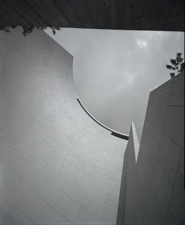 Australian Embassy, Paris. Photo by Max Dupain.