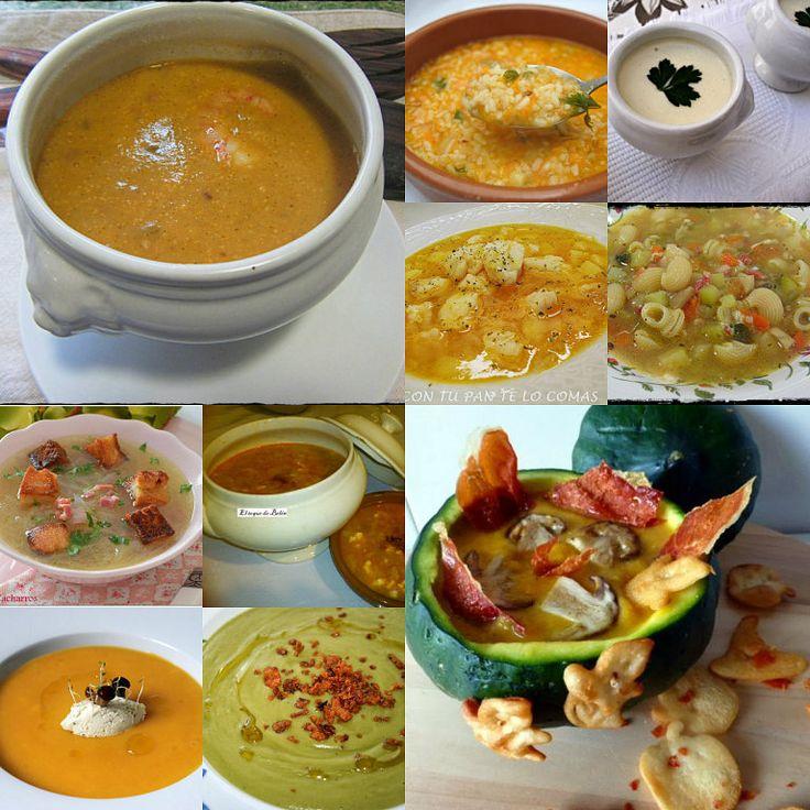 10 recetas de sopas y cremas calentitas para este otoño | Cocinar en casa es facilisimo.com