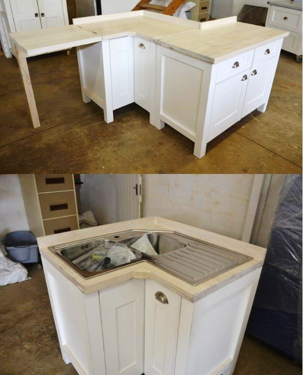 Kitchen Sink Unit Sizes: 25+ Best Kitchen Corner Units Ideas On Pinterest