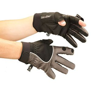 Lakes n rivers ice fishing jigging gloves mills fleet for Fleet farm ice fishing