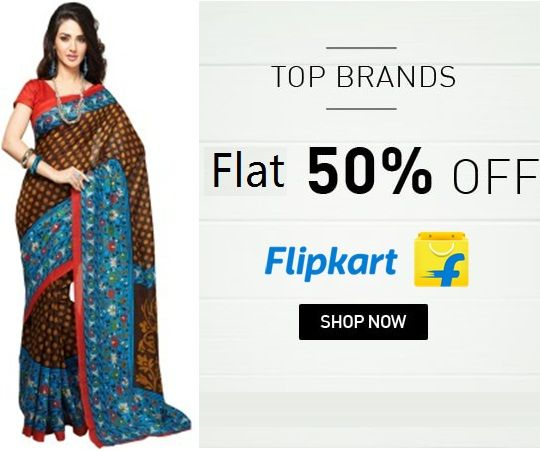 Image result for Deal of the Day: Flat 50% Discount Offers On Apparel