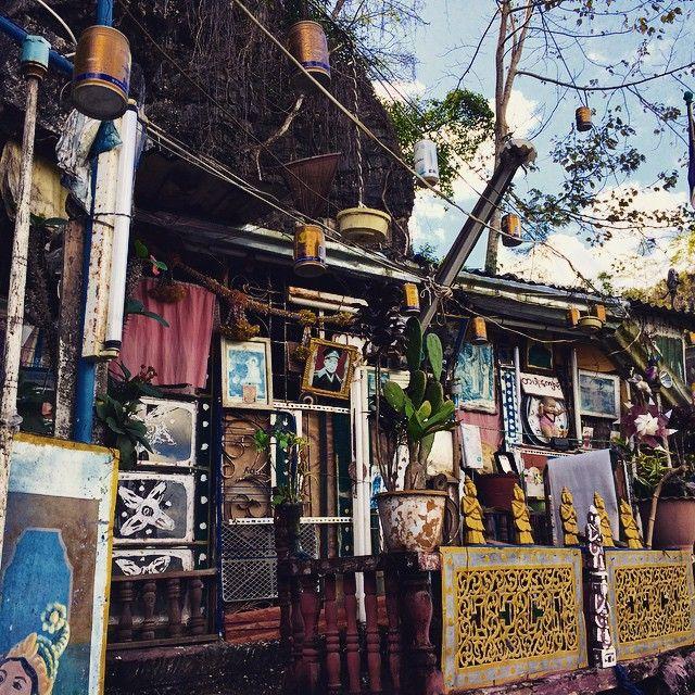 by Bibaberndi _ Around Hpa An #myanmar #hpaan #buddhist #buddha #diy #pictures #selfmade #aroundhpaan #buddhismus #bilder #selbstgemacht #travel #reisen #igtravel #instatravel #ontheroad #unterwegs #bibaberndiontheroad #bibaberndiunterwegs #reuse #recycle