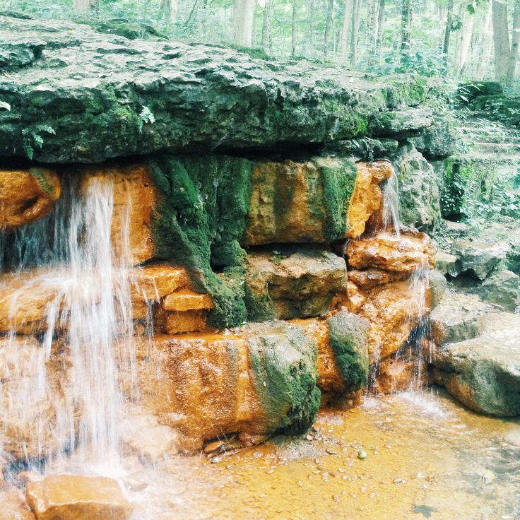 Yellow Springs, Ohio on A Few of My Favorite Things #columbus #yellowsprings #roadtrips