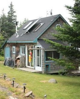 """With names like """"Nature's Window"""" and """"Compass Rose,"""" these charming cottages on Grand Manan Island will pull you into the grasp of island life, one seaside stroll at a time. http://www.tourismnewbrunswick.ca/Products/C/Compass-Rose-Inn.aspx?utm_campaign=tnb+social&utm_medium=owned&utm_source=pinterest"""