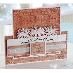 Fancy Christmas Edge'ables - Crafter's Companion Portfolio