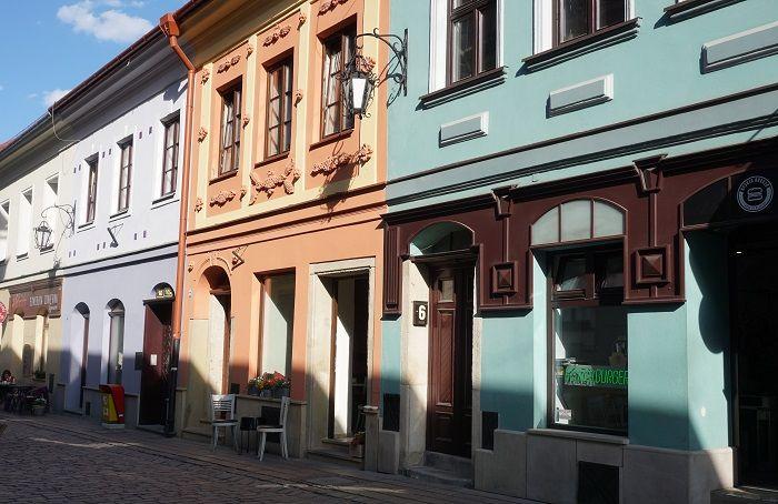 ul. Wzgórze, Old Town, Bielsko-Biala, Poland