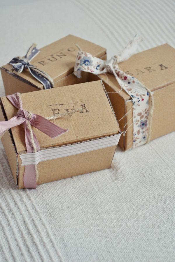 Little Muna - packaging reciclado para galletitas