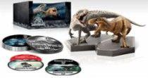 Jurassic World [Limited Edition Giftset] [3D] [Includes Digital Copy] [Blu-ray/DVD] [Blu-ray/Blu-ray 3D/DVD] [2015] | @giftryapp