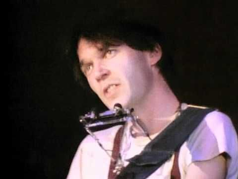 Neil Young - Hey Hey, My My (Into The Black) (From Rust Never Sleeps) - YouTube