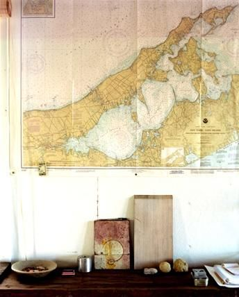 nautical map, shelter island #nautical << repinned by @Cindy Burks for Sale UK - find us on Twitter & Facebook :)#boats #sailing #boating #buy#sell