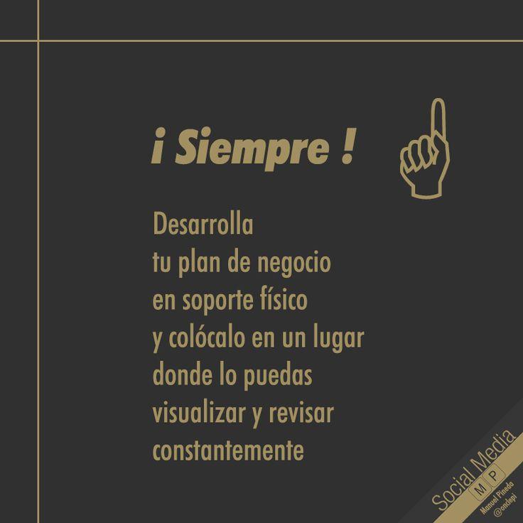 #socialmediamp #accion #plannegocio