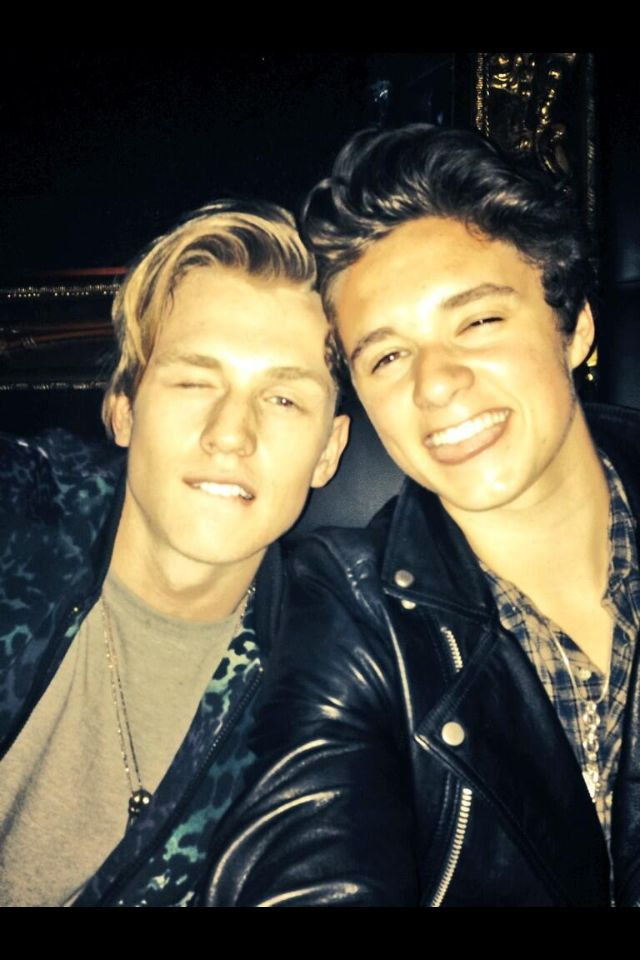 Tristan and Brad ♡ love ♡