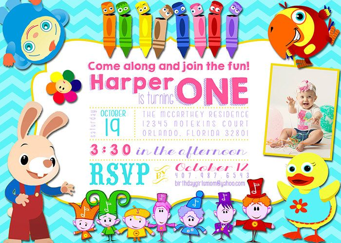 Baby+First+TV+Inspired++Birthday+Party+Photo+by+OwenandSally,+$13.00