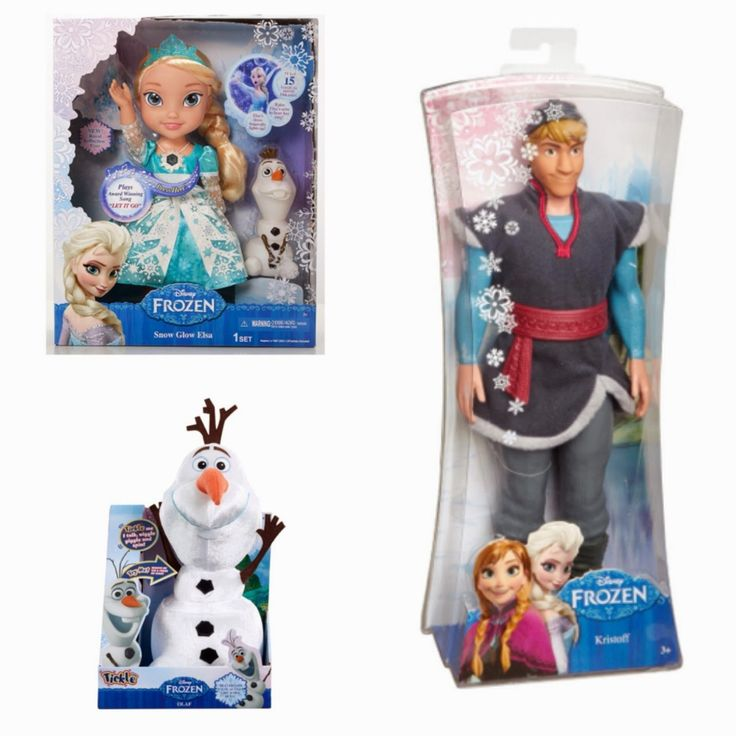Mama OWL: The Ultimate Frozen Christmas Gift List
