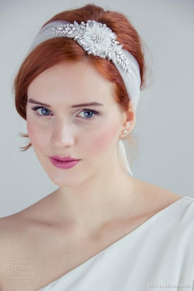 Olivia Headpieces 2014