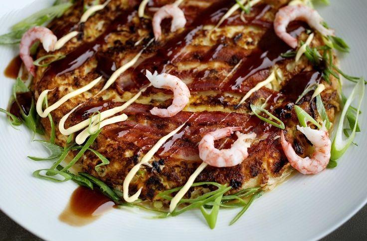 Okonomiyaki er pytt-i-panne på japansk.