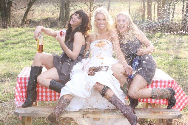 "Caroline Bryan ""Trash The Dress"" http://tasteofcountry.com/luke-bryan-wife-trash-wedding-dress/ http://www.bombsoverbettyphoto.com/2013/10/08/trash-the-dress-southern-style/"