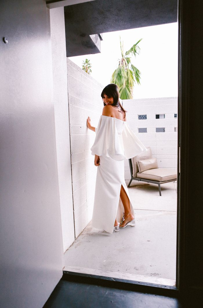 The Penelope Times  » My Houghton Wedding Dress - Palm Springs Wedding