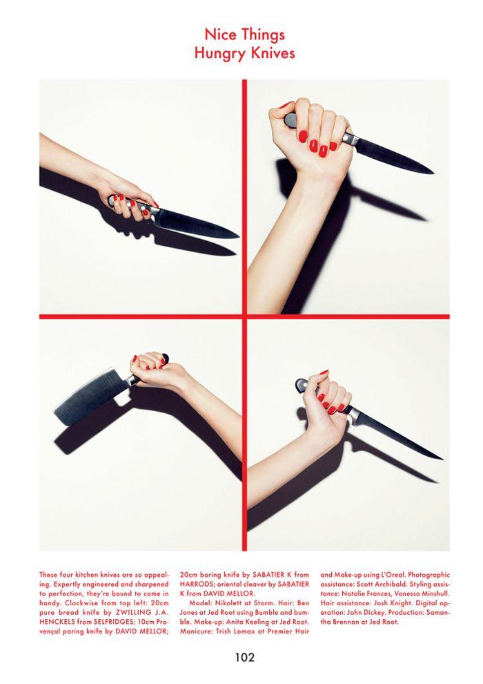 Daniel Riera for Gentlewoman - spain & London