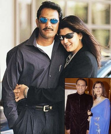 Mohammad Azharuddin and Sangeeta Bijlani - Their love story seemed quite unbelievable to many in the beginning!